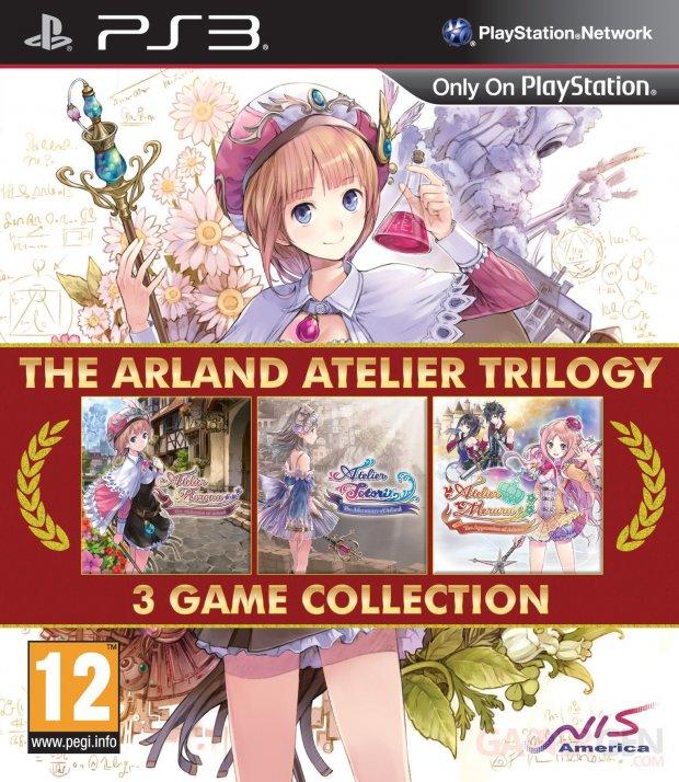 Atelier Trilogy EU Ann