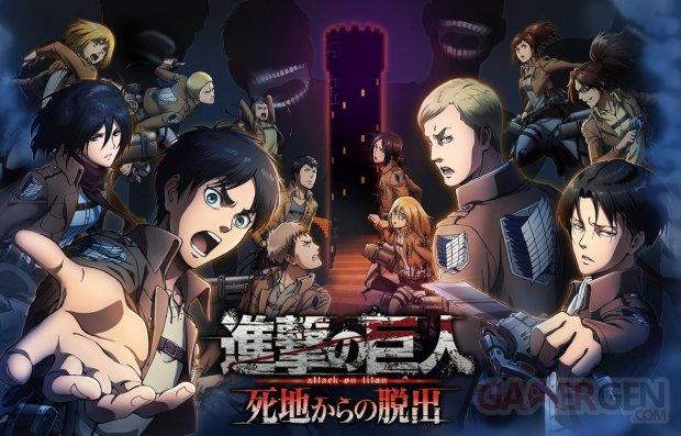 Attack on Titan Escape from Certain Death (30)