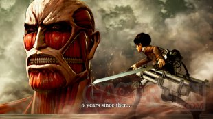 Attack on Titan Wings of Freedom images gameplay in game (47)