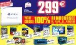 BON PLAN - Votre PS4 100 % remboursée chez Auchan