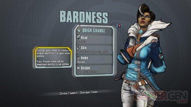 Aurelia Baroness
