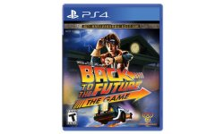 Back to the Future Retour vers le 30th Anniversary Edition jaquette 1