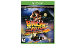 Back to the Future Retour vers le 30th Anniversary Edition jaquette 2