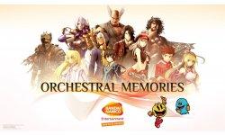 Bandai Namco Orchestral Memories head