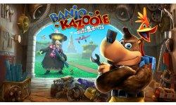 Banjo kazooie nuts&bolt