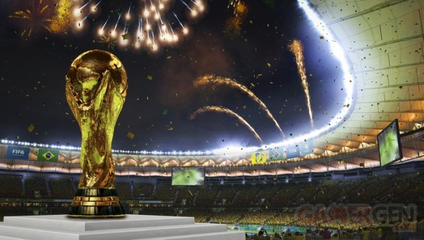 banniere fifa coupe du monde 2014 ps3 xbox 360