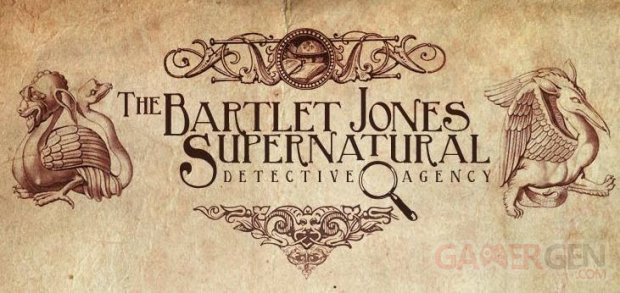 bartlet jones supernatural detective agency