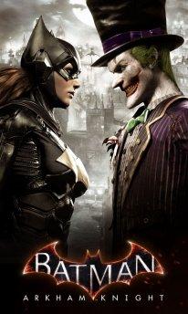 Batgirl Une Affaire de Famille Batman Arkham Knight artwork