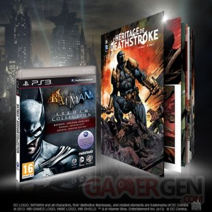 Batman Arkham Collection coffret 16.07.2014  (1)