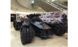 Batman Arkham Knight 08 05 2015 Batmobile