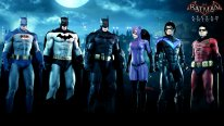 Batman Arkham Knight 14 07 2015 Bat Family Skin Pack
