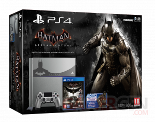 Batman Arkham Knight bundle PS4 image screenshot 2