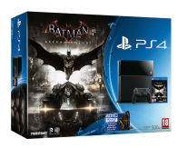 Batman Arkham Knight bundle PS4 image screenshot 3