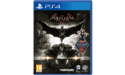 Batman Arkham Knight leak 2