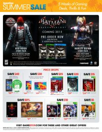 Batman Arkham Knight Red Hood 1