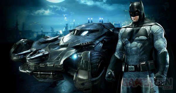 Batman Arkham Knight skin Batman v Superman