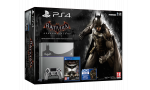 batman arkham knight warner bros ps4 collector console