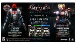 batman arkham knight warner bros rocksteady dlc red hood video bonus precommande