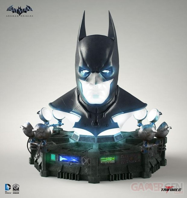 Batman Arkham Origins re?plique masque 4