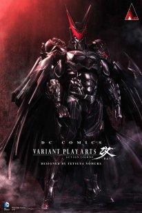 Batman figurine play arts Tetsuya Nomura 1