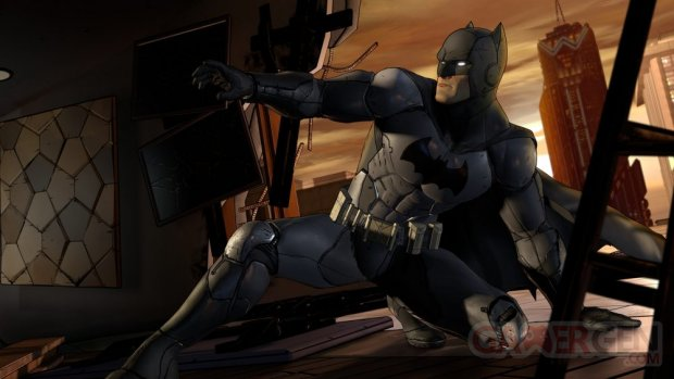 Batman Telltale e?pisode 1 image screenshot 2
