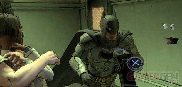 BATMAN The Telltale Series bug head