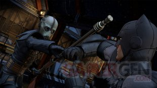 BATMAN The Telltale Series Un Nouveau Monde screenshot 1