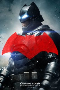 Batman v Superman affiche 1