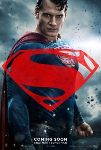 Batman v Superman affiche 2