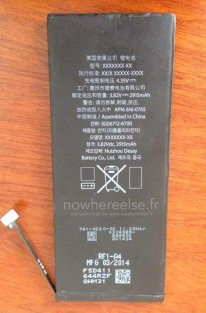 batterie iphone 6l air nwe 2
