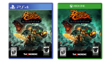 Battle Chasers Nightwar Sortie Physique Boite Cover (1)