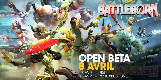 Battleborn open beta pic