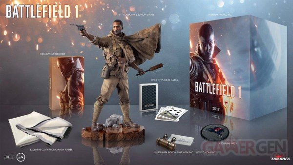 battlefield 1 amazon collector
