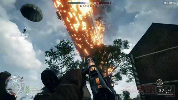 Battlefield 1 multiplayer head