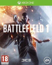 battlefield 1 xbox one jaquette cover
