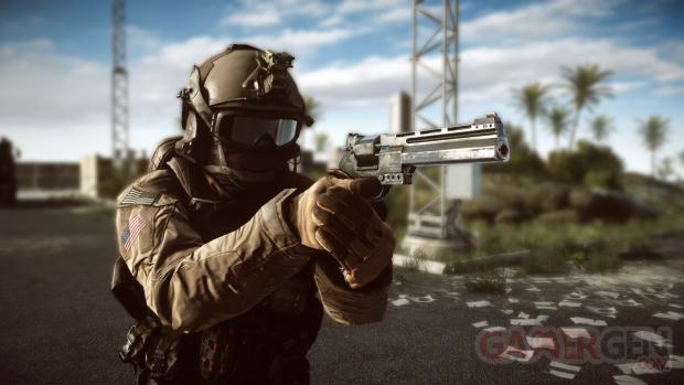 Battlefield 4 Dragon Teeth DLC Unica 6 Magnum 002