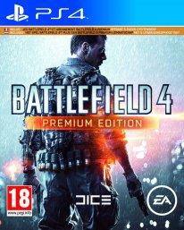 Battlefield 4 Edition Premium jaquette PEGI PS4