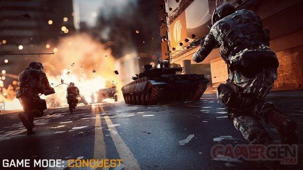 battlefield 4 mode conquete
