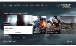 Battlefield 4 new UI menu