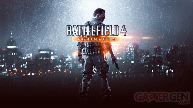 Battlefield 4 Premium Edition key art