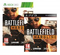 Battlefield Hardline jaquette ps3 xbox 360
