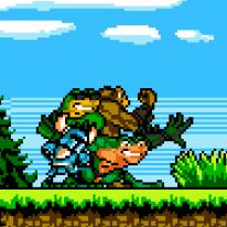 Battletoads   Shovel Knight 2