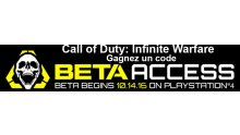 beta acces concours call of duty