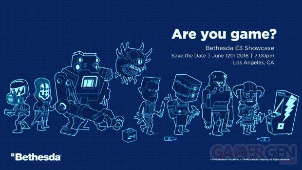 Bethesda E3 2016