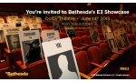 Bethesda Softworks : une invitation qui lance le teasing pour l'E3 2015