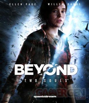 Beyond Two Souls artwork