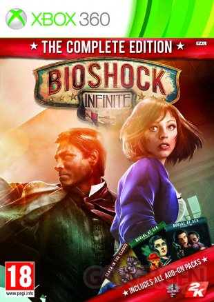 BioShock Infinite The Complete Edition jaquette 2
