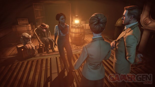 BioShock Infinite Tombeau Sous Marin Episode 2 screenshot (7)