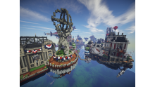 BioShock Infinite x Minecraft 2