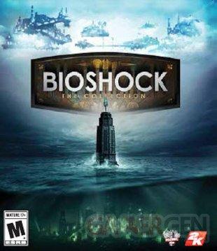 Bioshock The Collection box art jaquette